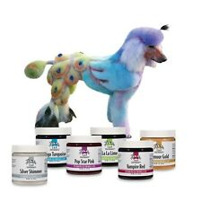 Top Performance Hair Dye Gel for dogs~dog shows/Grooming~Halloween~costumes 4oz