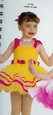Look at me 139 Tap Ballet New Competition Dance Costume Baby Doll Pageant Dress