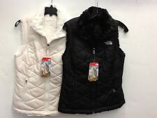 NORTH FACE MOSSBUD VEST WOMENS ,NEW ,AUTHENTIC WARM