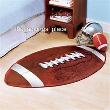 SPORTS BALL-SHAPED NYLON  NONSKID RUG FOOTBALL BASKETBALL SOCCER BALL BASEBALL