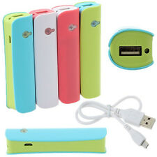 2600mAh Portable Power Bank External Battery Charger For Mobile i Phone Samsung