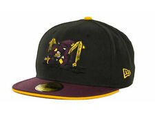 Batavia Muckdogs MLB ML Customs New Era Single-A Marlins MILB Fitted Hat Cap Lid