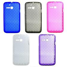 Coque Silicone gel Alcatel One Touch M'pop Ot5020d effet 3d