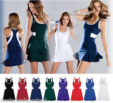 DUC DOMINATE TENNIS DRESS UNIFORM (XS - XL) NEW WITH TAGS ADULT WOMEN'S