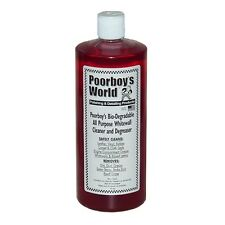 New Poorboys Worlds Apc All Purpose Cleaner 32Oz- 128Oz