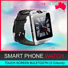 New Bluetooth Smart Watch Camera Touch Screen Watch GV08 Wrist Android SIM Phone