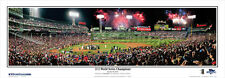 MLB Boston Red Sox Fenway Park 2013 World Series Game 6 Panoramic Poster 2091