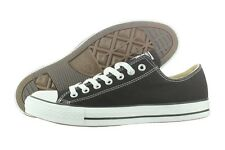 Converse All Star Chuck Taylor OX M9166 Black Canvas Shoes Medium (B, M) Women