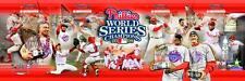 MLB Baseball 2008 Philadelphia Phillies World Series Photoramic #2007