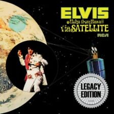 Presley, Elvis - Aloha From Hawaii Via Satellit NEW CD