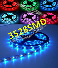 5M 300LEDS SMD 3528 LED Flexible Strip IP65 Waterproof&NON-Waterpoof 12V LEDs