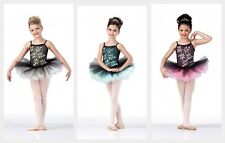 Ice Crystals Christmas Tutu Ballet Dance Costume Sequin Pearl Child & Adult Size