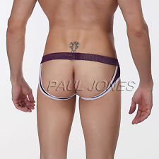 Funky Hot Sexy Men Backless Pouch Thong Underwear Underpants Shorts Boxer Briefs
