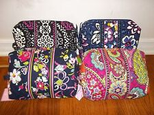 NWT New Vera Bradley Large Cosmetic bag in Multiple Colors