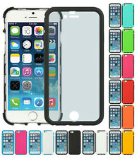 """NEW FULL WRAP CASE COVER BUILT-IN LCD SCREEN GUARD PROTECTOR FOR iPHONE 6 (4.7"""")"""