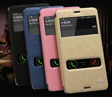 New Good Quality PU Leather Flip Cover Case For Sony Xperia Z3 Compact Phone