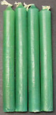 """Mini Taper Spell Candles, Lot of 4 x 4"""" You Pick The Color! (Chime Magic Altar)"""