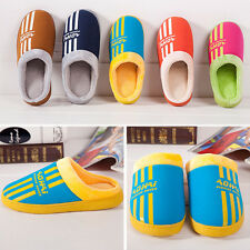 New Women/Men's home Cotton slippers Simple motion household slippers UX0001