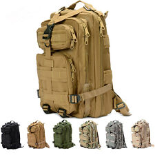 HB121 Outdoor Military Tactical Rucksack Backpack Camping Hiking Trekking Bag