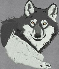 Wolves - Machine Embroidery Designs Set of 10 On CD