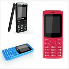 1.8'' Unlocked GSM Torch Backup DualSim Cell Phone For Parents Christmas Gift