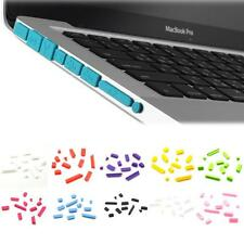 Silicone Rubber Anti-Dust Plug Cover Stopper for MacBook Air Retina 11 13 Ports