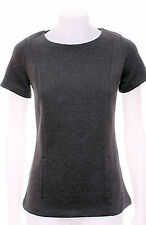 BODEN GREY OFFICE WORK WORKWEAR FORMAL TOP UK SIZE 6 8 10 12