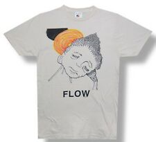 Cage The Elephant-Flow Head-Natural Tan T-shirt