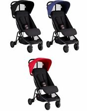 Mountain Buggy Nano Snap &  Go Lightweight Compact Fold Baby Travel Stroller NEW