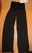 NWT Bal Togs Lycra Jazz Pants Black Style 4825 shiny lycra Ladies szs (fit small