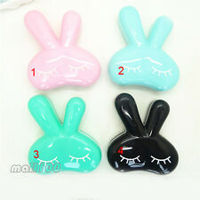 Lovely Rabbit Contact Lens Mate Box Storage Soaking Container Eye Care Vision