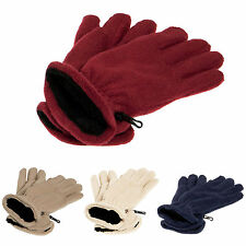 Pia Rossini Ladies Gloves Fleece Lined Winter Thermal Thinsulate New Superb