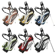 TITLEIST LIGHTWEIGHT CARRY STAND BAG,  CHEAPEST UK PRICE BY, CHOICE OF COLOURS