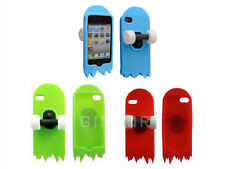 3D Skateboard Cartoon Silicone Stand Skin Case Cover For Apple iPhone 4 4S 4G