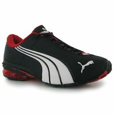 PUMA Mens Gents Puma Jago Nylon Lace Up Trainers Running Cushioned Shoes
