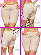 Control Levanta Cola Moldeate, Body Shaper Long Short, Butt Enhancement