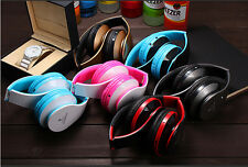 Wireless Stereo Bluetooth 3.0 Headphones for all Cell Phone Laptop PC Tablet EPS
