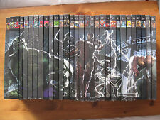 The Ultimate Graphic Novels Collection - Marvel - 30 variations