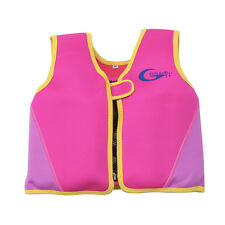 Child Kids Buoyancy Aid Swimming Vest Floating Life Jacket Vest for 2-6 Years