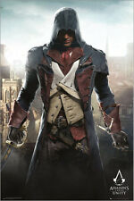 Poster Assassins Creed Unity - Cityscape
