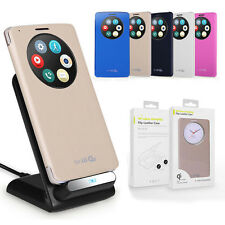 Quick Circle Case Cover With Qi Wireless Charger Charging for LG G3 D855 VS985 P