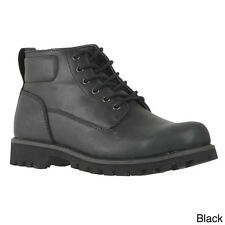 Lugz Men's 'Metro' Lace-up Leather Boots