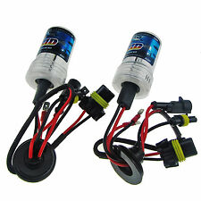 2 Xenon HID Headlight Bulbs replacement H1 H3 H4 H7 H10/9005 9006 880/881 9004/7