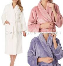 NEW CAROLE HOCHMAN PLUSH SOFT POLYESTER FLEECE WRAP ROBE MANY SIZES & COLORS $85