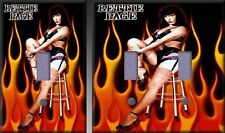 Hot Bettie Page Wall Decor Light Switch Plate Cover