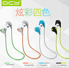 QCY QY7 Mini Sport Bluetooth V4.1 Universal Stereo Headphones Headset Microphone