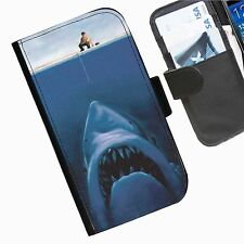 Funny  Leather wallet personalised phone case for Samsung Galaxy Note II III