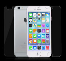 "Front & Back Clear Full Body Screen Protector Film for iPhone 6 Plus 5.5"" Lot"