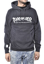 Huf Thrasher Hoodie Asia Stoops Tour 2014 Authentic Mens Skate Pullover Sweater