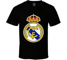 REAL MADRID de Espana Spain Futbol Soccer T-SHIRT Camiseta NEW ronaldo rodriguez